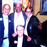Vince Insalaco, Lawrence Hamilton and Judy Tenenbaum