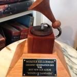 Wooden Grammy